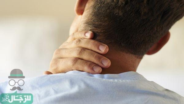 آلام الرقبة .. تعرف على الأسباب ، وتعلم طريقة العلاج في المنزل