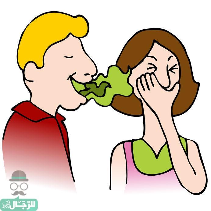 لا تحمل هم تعطير الفم .. لا مزيد من الروائح السيئة تعطير الفم خطوة بخطوة