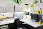 ديكور مكتب .. مميز ويفتح شهيتك على العمل والإبداع