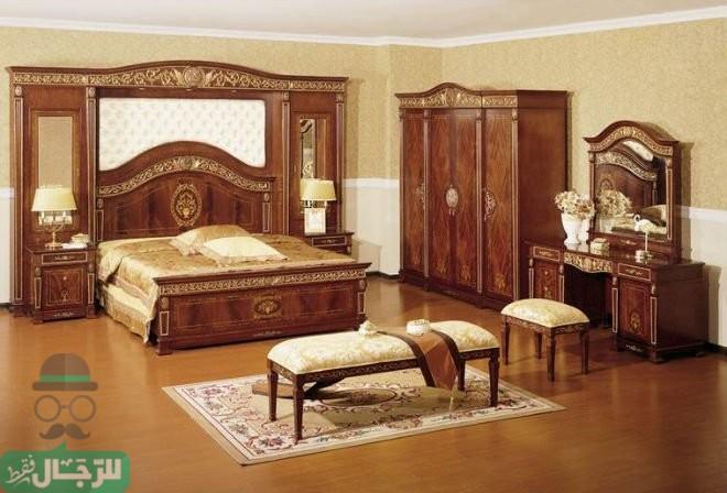 اروح تصاميم غرف نوم كلاسيك ذات الثقافة التركية والإيطالية المميزة