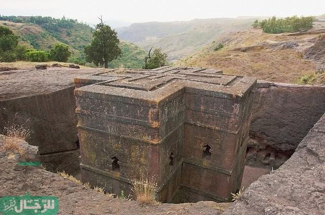 الأماكن السياحية في أثيوبيا