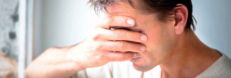 علامات الضعف الجنسي عند الرجل المتزوج