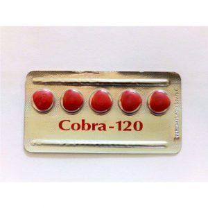 حبوب كوبرا 120