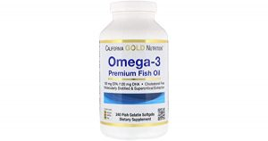 أوميجا 3 من California Gold Nutrition