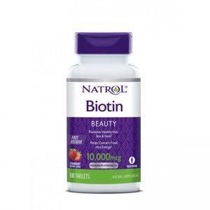 البيوتين من Natrol