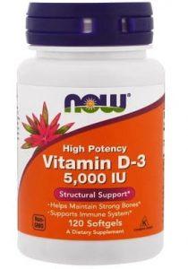 فيتامين د-3 من Now Foods