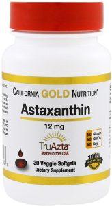 Astaxanthin من California Gold Nutrition