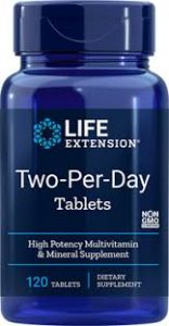 Two-Per-Day من Life Extension