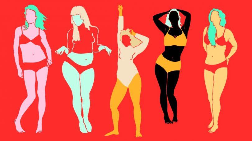 نقطة ضعف الرجل في جسم المرأة