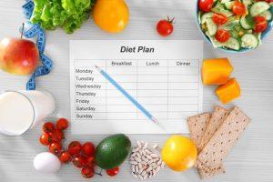 كيف تختار أفضل جدول لتخفيف الوزن للرجال؟