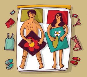 متى تشبع الأنثى من العلاقة الحميمة؟