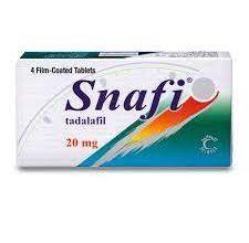 طريقة استخدام حبوب سنافي - Snafi والجرعة الصحيحة