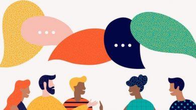 ازاي افتح مواضيع للحديث مع الآخرين